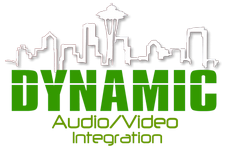 Dynamic Audio/Video (A/V) Integration Seattle Tacoma